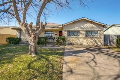 Single Family Home For Sale: 1117 Crest Park Drive