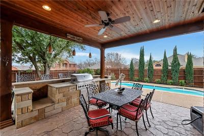 Coppell Single Family Home For Sale: 625 Post Oak Drive