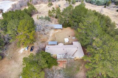 Azle Single Family Home For Sale: 5001 Knob Hill Road