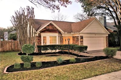 Watauga Single Family Home Active Contingent: 6713 Wooddale Drive