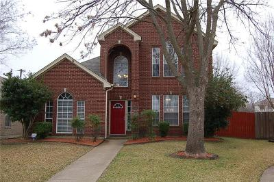 Single Family Home For Sale: 625 Windsong