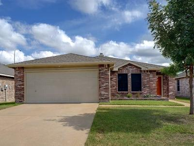 Fort Worth Single Family Home For Sale: 5208 Royal Burgess Drive