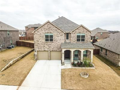 Wylie Single Family Home For Sale: 1708 Knollwood Road