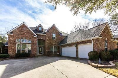 McKinney Single Family Home For Sale: 2103 Heather Court