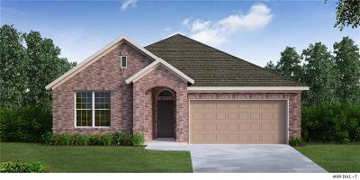 Forney Single Family Home For Sale: 1549 Seminole Drive