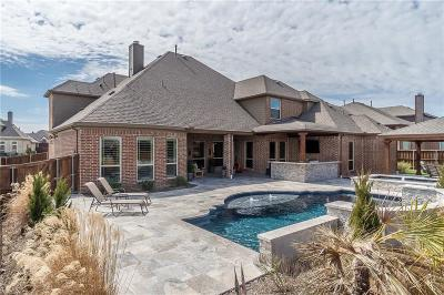 Prosper Single Family Home For Sale: 1931 Mountain Creek Lane