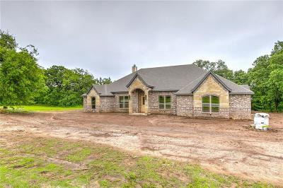 Weatherford Single Family Home For Sale: 109 Coldwater Creek Lane
