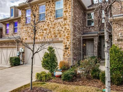 Lewisville Townhouse Active Option Contract: 2500 Jackson Drive