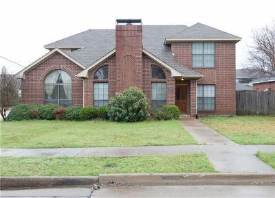 Carrollton Residential Lease For Lease: 4226 Oak Mount Drive