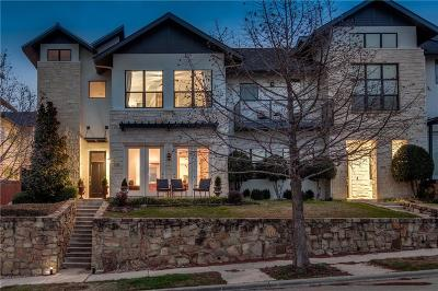Denton County Townhouse For Sale: 2244 Hemingway Lane