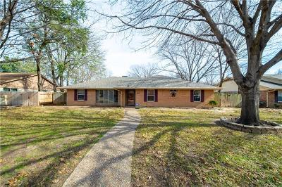 Irving Single Family Home For Sale: 608 Tanglewood Drive S