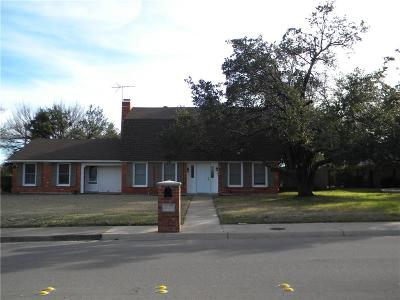Parker County Single Family Home For Sale: 909 W Russell Street
