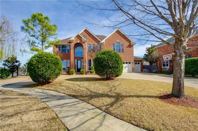 Tarrant County Single Family Home For Sale: 5540 Clay Court