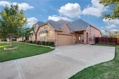 Burleson Single Family Home Active Option Contract: 809 Valley Ridge Road