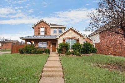 Garland Single Family Home For Sale: 4513 Bay Valley Drive
