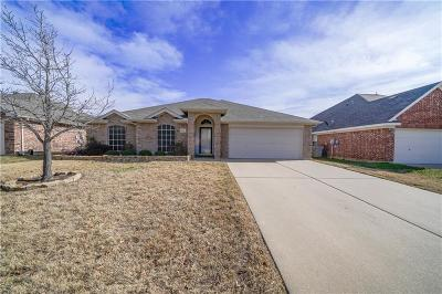 Burleson TX Single Family Home For Sale: $229,999