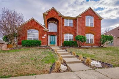Rowlett Single Family Home For Sale: 2002 Greenhill Drive