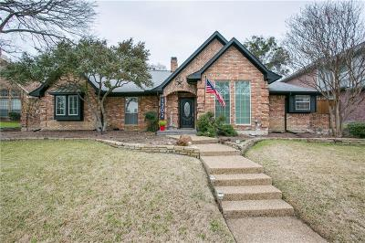 Single Family Home For Sale: 1202 Dentonshire Drive