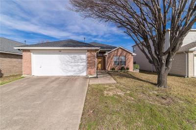 Wylie Single Family Home Active Option Contract: 3008 Creekwood Drive