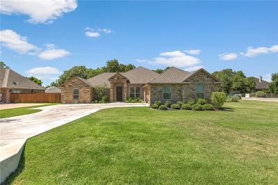 Granbury Single Family Home For Sale: 5618 Wedgefield Road
