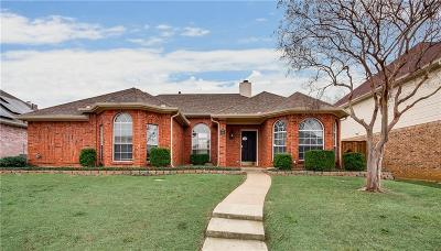 Lewisville Single Family Home For Sale: 1416 Primrose Lane