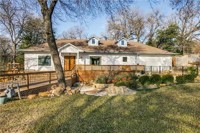 Fort Worth Single Family Home For Sale: 1955 Bluebird Avenue