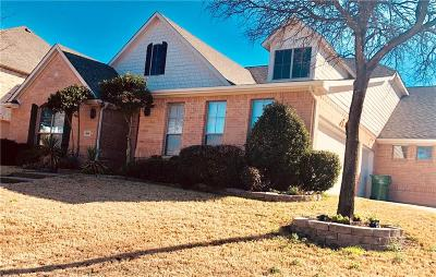 Carrollton Single Family Home Active Option Contract: 2636 Creekway Drive