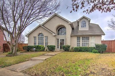 The Colony Single Family Home For Sale: 4544 Shadowridge Drive