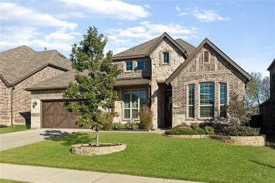 Little Elm Single Family Home For Sale: 13724 Cortes De Pallas Drive