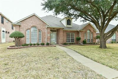 Single Family Home For Sale: 1244 Wildflower Lane