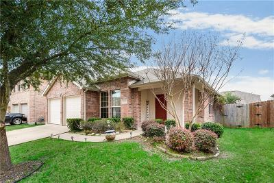 Fate Single Family Home Active Option Contract: 364 Bayberry Drive