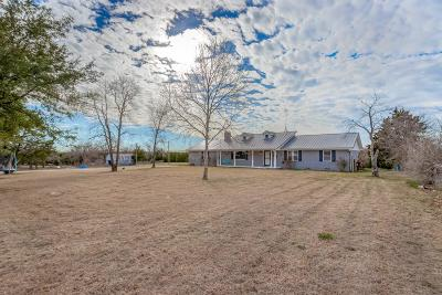 Princeton Single Family Home For Sale: 9603 Private Road 5196
