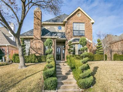 Plano Single Family Home For Sale: 1925 Keystone Drive