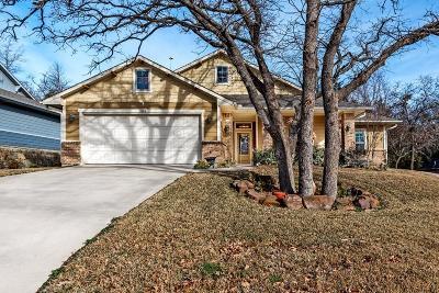 Denison Single Family Home For Sale: 1809 Woodland Park Drive