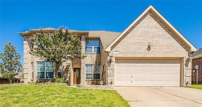 Burleson Single Family Home For Sale: 907 Hidden Oaks Drive