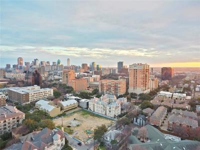 Dallas County Condo For Sale: 3111 Welborn Street #1202