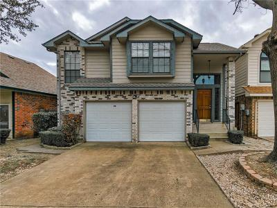Single Family Home For Sale: 1704 Highgate Place