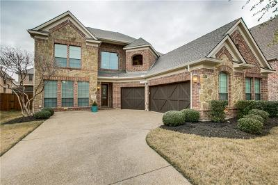 Allen Single Family Home For Sale: 1512 Evanvale Drive