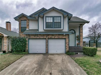 Single Family Home For Sale: 1718 Highgate Place