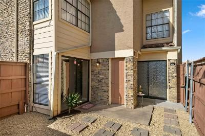 Irving Condo For Sale: 4292 Madera Road #2
