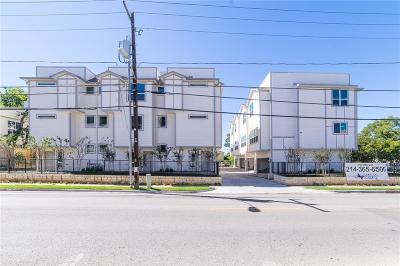 Dallas Single Family Home For Sale: 1961 N Fitzhugh Avenue