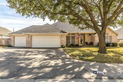 Burleson Single Family Home Active Option Contract: 429 Shelby Drive