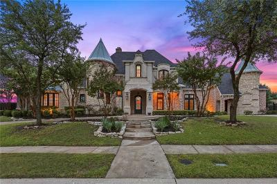 McKinney Single Family Home Active Option Contract: 3004 Nottingham Drive