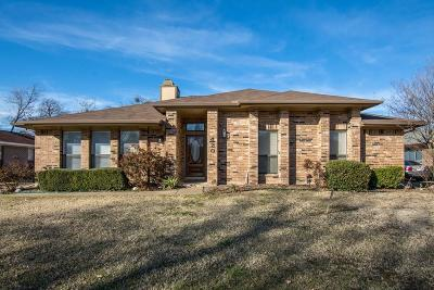 Coppell Single Family Home Active Contingent: 420 Cooper Lane