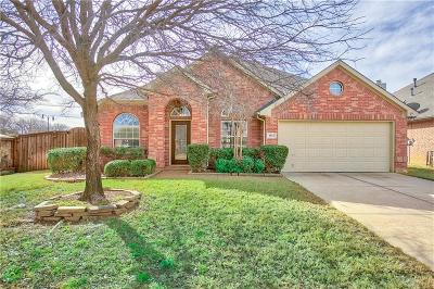 Corinth TX Single Family Home Active Option Contract: $265,000