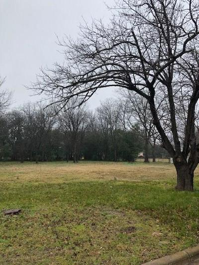 North Richland Hills Residential Lots & Land For Sale: 4705 Cummings Drive