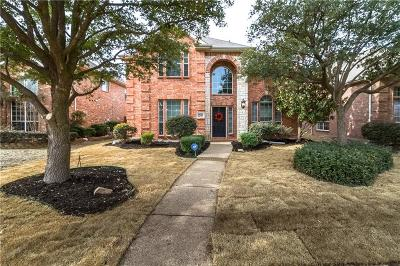 Frisco Single Family Home For Sale: 12361 Hawk Creek Drive