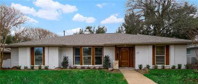Richardson Single Family Home For Sale: 317 Woodcrest Drive