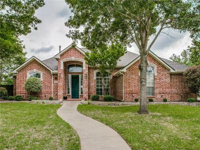 Midlothian Single Family Home For Sale: 5611 Mulberry Lane