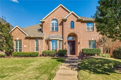 Frisco Single Family Home Active Option Contract: 11320 Berkeley Hall Lane
